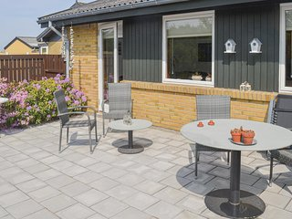 Stunning home in Skagen w/ WiFi and 1 Bedrooms (A01937)