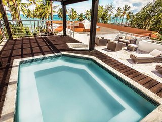 Punta Cana Bachelor Party 8BR Beach Luxury Penthouse Style