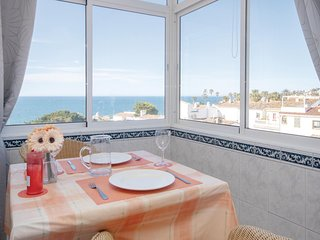 Amazing home in La Cala de Mijas w/ WiFi, 0 Bedrooms and Outdoor swimming pool