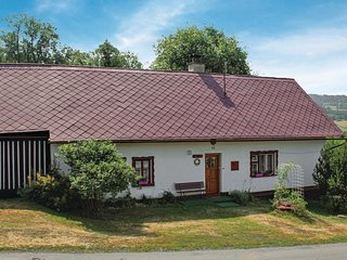 Amazing home in Haje nad Jizerou w/ 3 Bedrooms and Outdoor swimming pool (TBG137