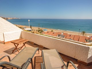 Stunning home in Fuengirola w/ WiFi and 2 Bedrooms