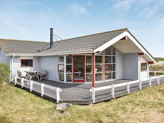 Beautiful home in Ringkøbing w/ Sauna, WiFi and 3 Bedrooms