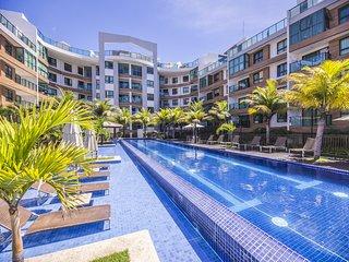 Luxor Paulo Miranda - Apartamento com terraco