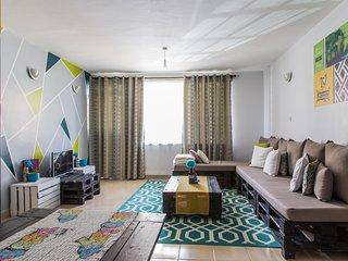 Sefu Furnished Apartments - Lime Green
