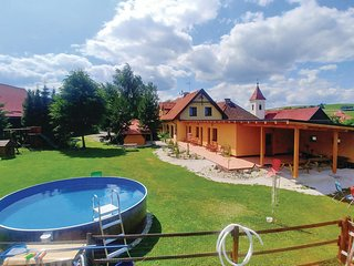 Nice apartment in Liptovsky Mikulas w/ WiFi, Outdoor swimming pool and 1 Bedroom