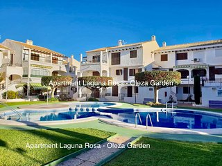 Apartament Laguna Rosa in Playa Flamenca