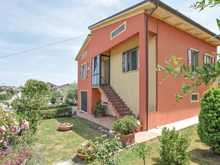 Stunning home in San Costanzo w/ WiFi and 2 Bedrooms