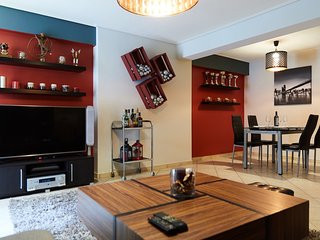 Moderm Apartment in Lycabettus (central Athens)