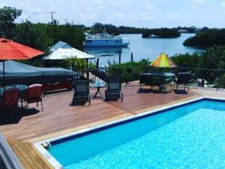 WATERFRONT CASEY KEY SARASOTA COUNTY, vacation rental in Nokomis