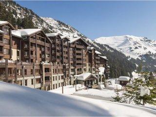 Superior 2 Bedroom Apartment Ski in Ski Out