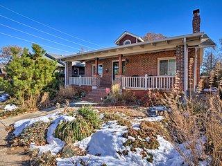NEW! Sunnyside Apartment 3 Mi. to Downtown Denver!
