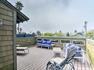 Pleasure Point/Santa Cruz House, 1 Block to Beach!