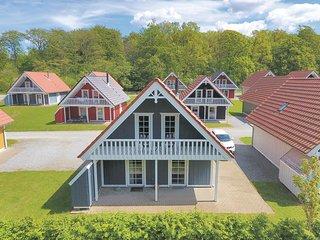 Nice home in Gråsten w/ Sauna and 4 Bedrooms