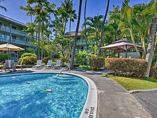 NEW! Kailua-Kona Efficiency Studio: Walk to Beach!