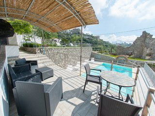 Lo Smeraldo Luxury Home Ravello