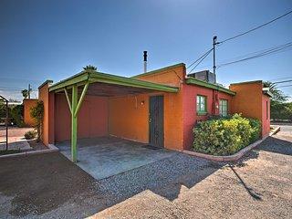 NEW-Bright Tucson Apt in Midtown, 1.5 Mi to U of A