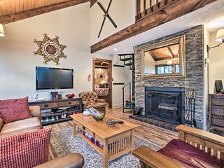 NEW! Wintergreen Resort Cabin - 0.7 Mi to Ski Mtn!