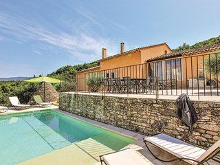 Beautiful home in Saignon w/ Outdoor swimming pool and 4 Bedrooms