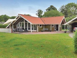 Stunning home in Juelsminde w/ Sauna and 3 Bedrooms