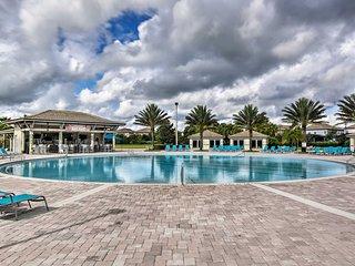 NEW! Disney Villa w/Pool & Spa in ChampionsGate!