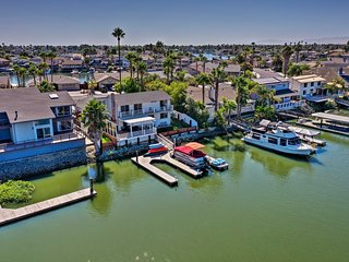 Waterfront Discovery Bay Home w/Dock+Pet Friendly!