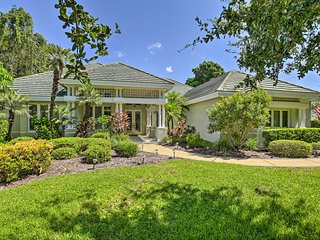 Luxury Home w/ Pool, Walk to De Soto Park!
