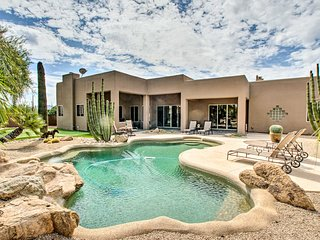 NEW! Upscale Scottsdale Ranch w/Pool,Putting Green