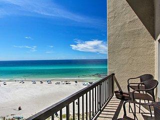 NEW! Panama City Beachfront Condo, Near Pier Park!