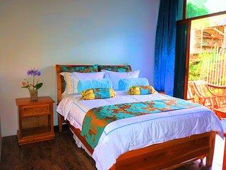 Casa Spa habitación con tina, servicios spa y baño turco
