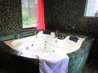 Habitación con Jacuzzi, Spa Home Vacacional, baño turco, exfoliaciones...
