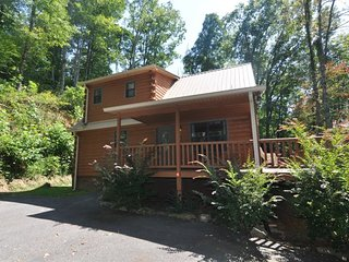 Wolf Ridge - Gorgeous, Real Log Cabin -In the Woods - Hiking Trails from Your Do