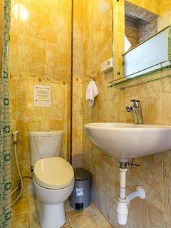 Bathroom in Main house.