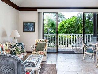 Casual Kauai! Enjoy Tropical Garden View, WiFi, TVs, & Full