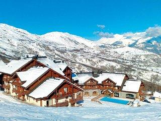Appartement de montagne proche du télésiège | Piscine Chauffée sur place