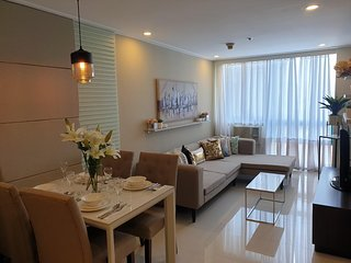 Luxurious Home Comfort -  1 Bedroom Robinsons Place Malate
