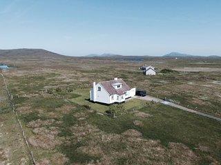 Claddach Kirkibost Holiday Home