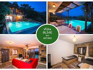 Villa Olive Akyaka Daily Weekly Rentals