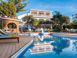 Sea View Villa Jazmines & Moras Marbella . 1000m2