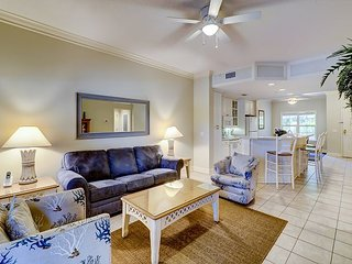 104 NorthShore Place- 2 Bedroom Villa just 100 Yards to the Beach!