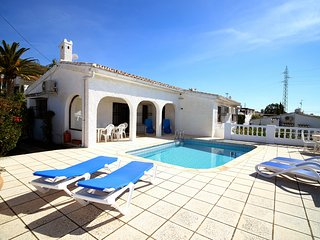 Gloriously Quiet Three Bedroom Villa with Private Pool