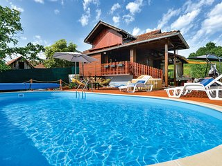 Amazing home in Marija Gorica w/ Outdoor swimming pool, WiFi and Outdoor swimmin