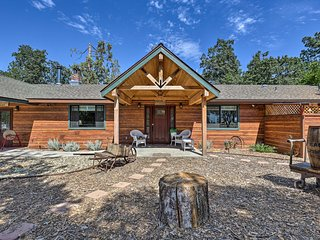 NEW-Oakhurst Cabin 20 Mi to Yosemite National Park