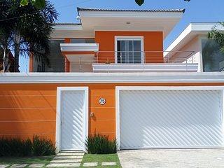 Casa Guaruja Praia de Pernambuco, Luxo e Conforto!