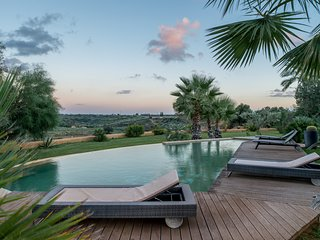 Luxury villa on an olive farm w/ private pool, garden terrace & gorgeous views!