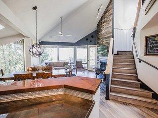 Luxury and Modern Mt. Bachelor Village Condo