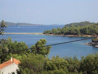 Apartment Dugi otok (Zaglav), very spacious, with wonderful balcony sea view :)