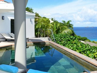 Villa Magic Bird | Ocean View - Located in Fabulous Flamands with Private Pool