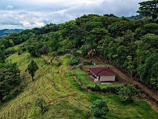 Casa de campo 1 en Finca Alta Vista Monteverde
