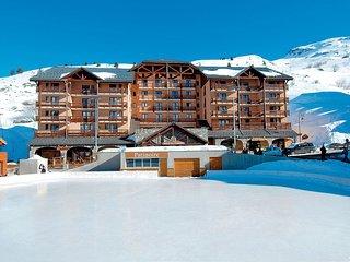 Appartement Rustique Pres des Pistes et des Commerces | Local a Skis