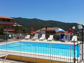 Casa Vacanza La Caldosa (c15) Terrazzo Splendida Vista Mare, Tv,clima,wifi